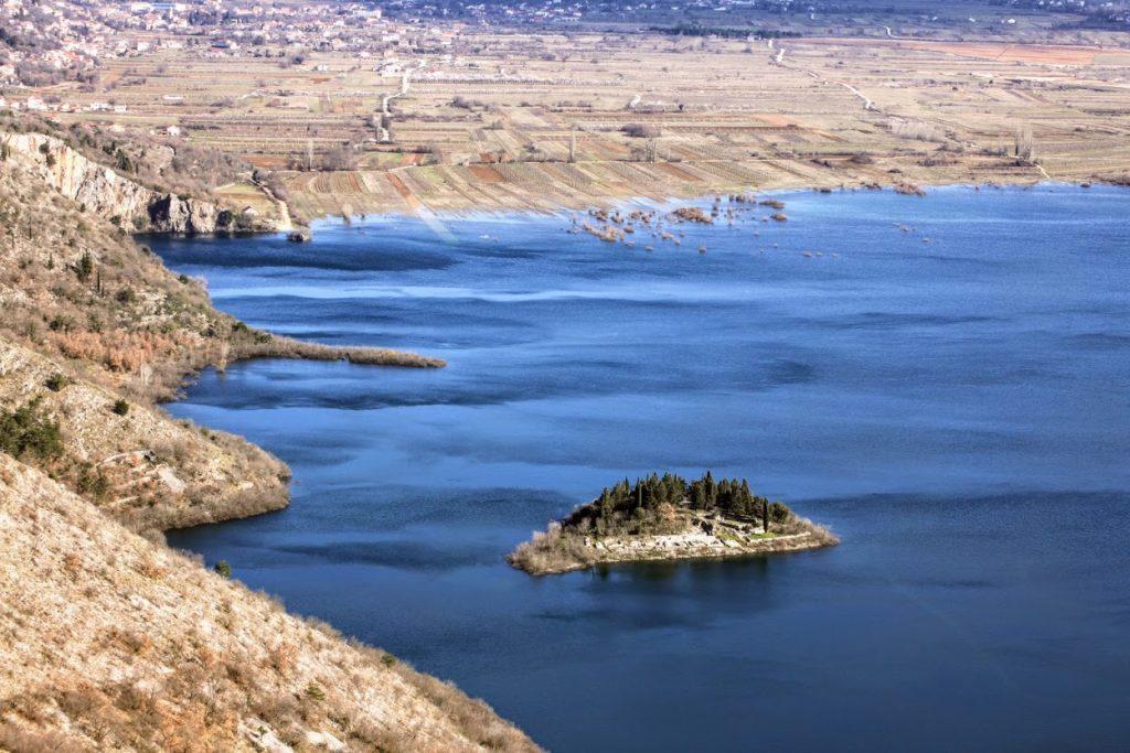 Imotski, järvet