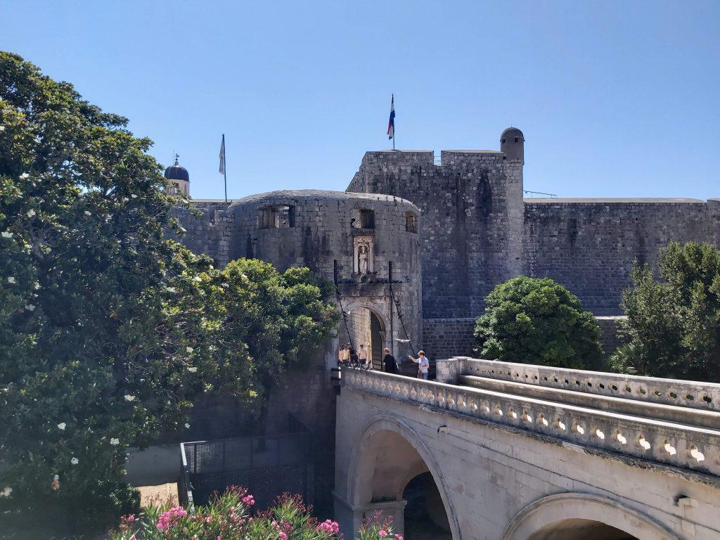 Dubrovnik Pilen portti