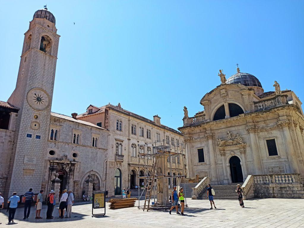Dubrovnik keskusaukio