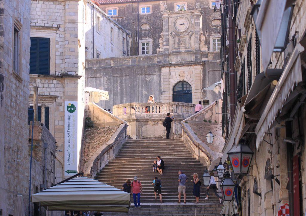 Dubrovnik portaat