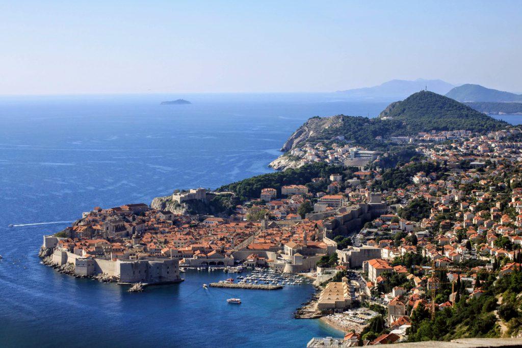 Dubrovnik sivulta