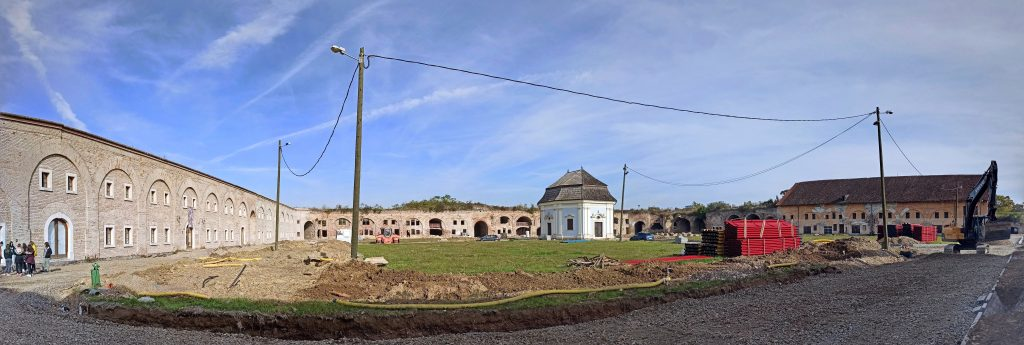 Slavonski Brodin linnoitus