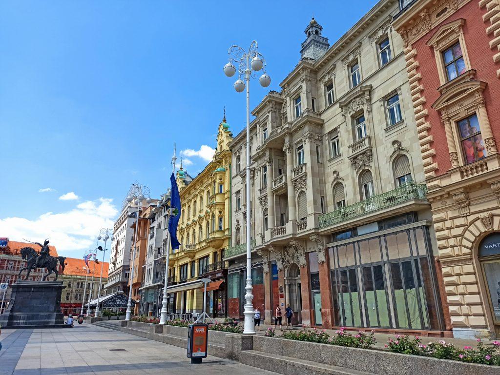 Zagreb Ban Jelascic -aukio