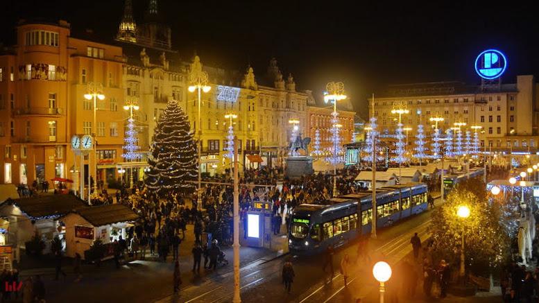 Zagrebin joulutori