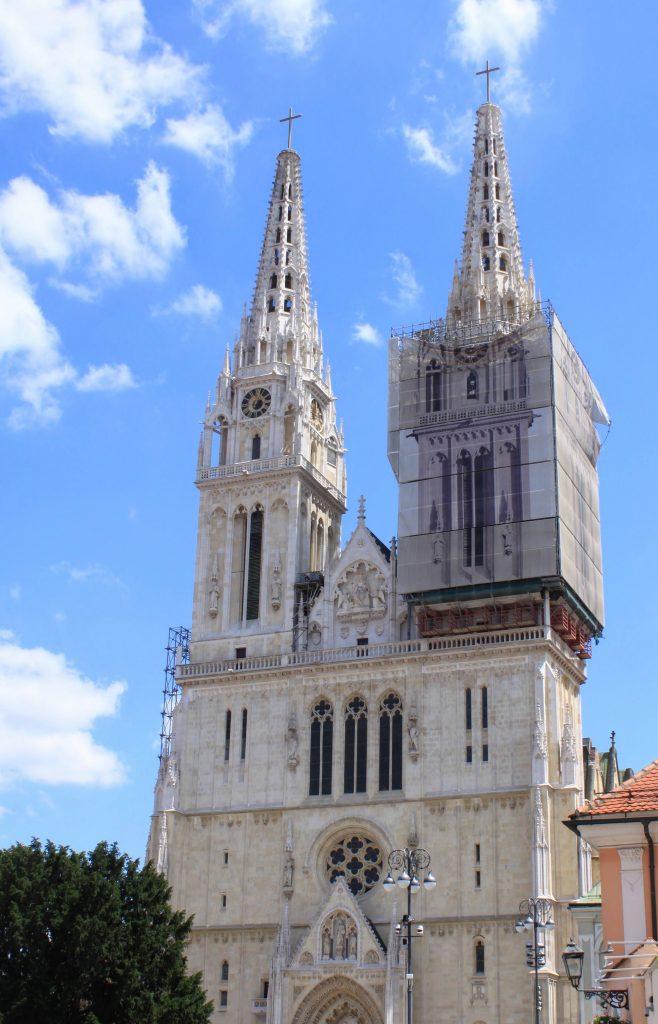 Zagrebin katedraali