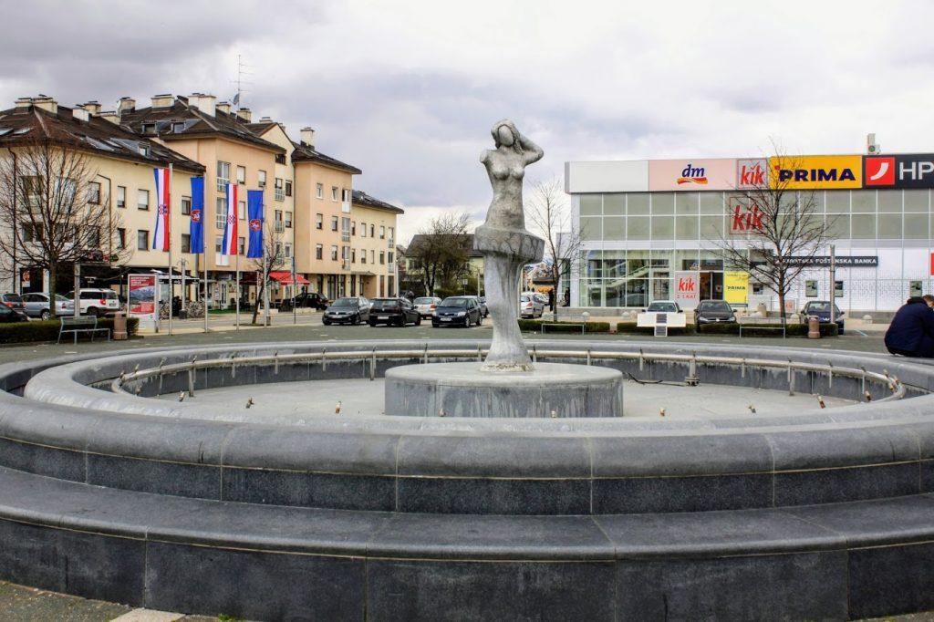 Gospićin keskusaukio