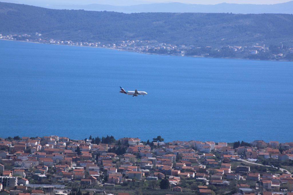 Lento Kroatiaan